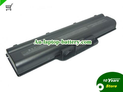 HP COMPAQ Business Notebook NX9500-PF030UA Battery 6600mAh 14.8V Black Li-ion