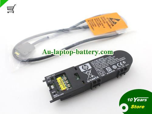 HP 462976-001 Battery 650mAh 4.8V Black Ni-MH