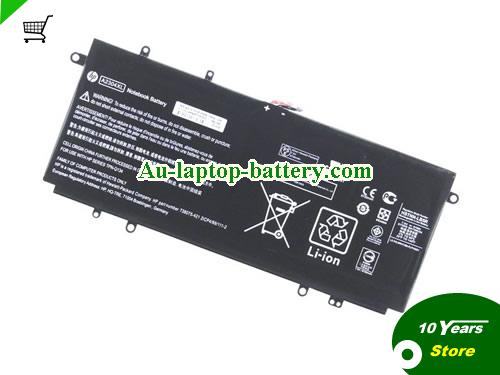 AU  Genuine New A2304XL 738392-005 Battery for HP Chromebook 14-Q 14-Q000 Laptop
