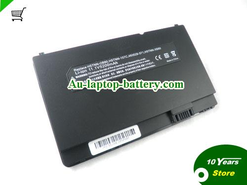 HP Mini 1018TU Vivienne Tam Edition Battery 4800mAh 11.1V Black Li-ion