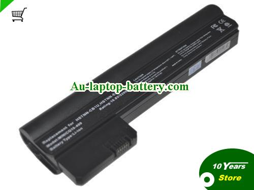 COMPAQ Mini CQ10-401SG Battery 5200mAh 10.8V Black Li-ion