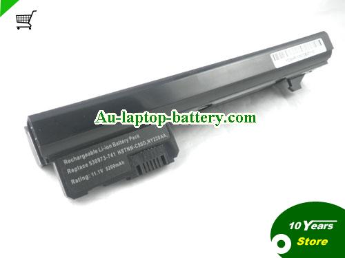COMPAQ Mini 110c-1030ED Battery 5200mAh 10.8V Black Li-ion