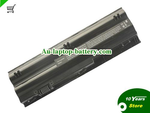 HP 646657-241 Battery 5200mAh 10.8V Black Li-ion