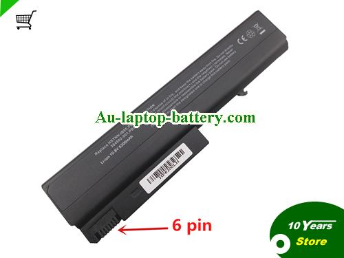 HP HSTNN-C12C Battery 5200mAh 10.8V Black Li-ion