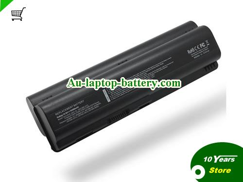 HP 487296-001 Battery 10400mAh 10.8V Black Li-ion