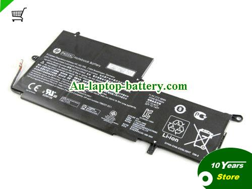 HP PK03XL Battery 56Wh 11.4V Black Li-Polymer