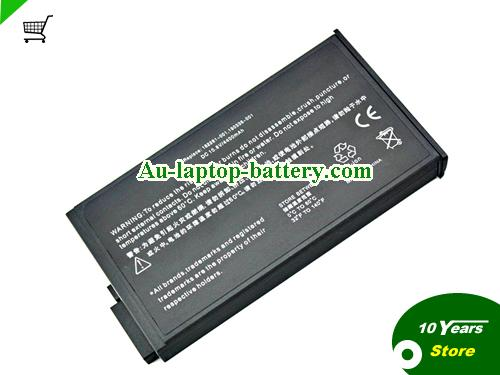 AU HP PP2130146330-001 For HP COMPAQ NC6000 Series Replacement Laptop Battery