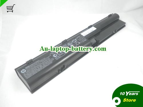 AU HP PR06 Battery for Probook 4330s, 4331s, 4430s, 4431s, 4530s, 4535s, 4730s 10.8V 47WH Notebook Battery