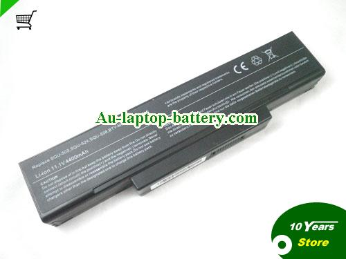 AU New OEM SQU-524 Replacement  Battery 6-Cell For LG F1 E500 Series Laptop