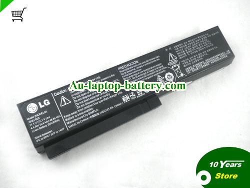 LG R410 Battery 4400mAh, 48.84Wh  11.1V Black Li-ion