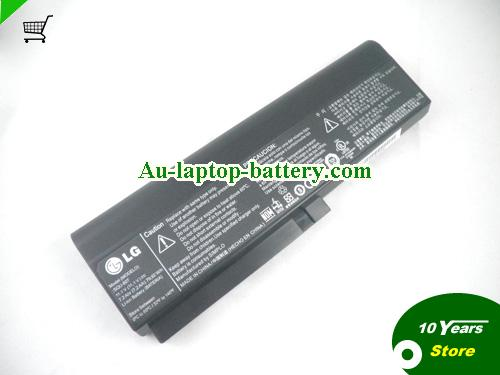 LG R410 Battery 7200mAh 11.1V Black Li-ion