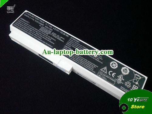 LG R570 Battery 4800mAh 11.1V White Li-ion