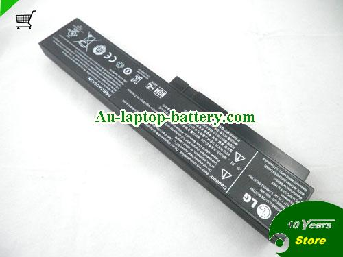 LG R570 Battery 5200mAh, 57Wh  11.1V Black Li-ion