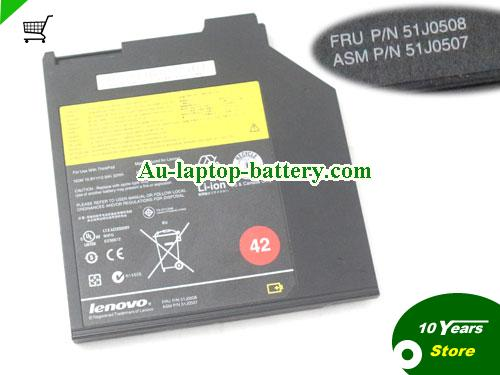 LENOVO T420S Battery 2900mAh, 32Wh , 2.9Ah 10.8V Black Li-ion