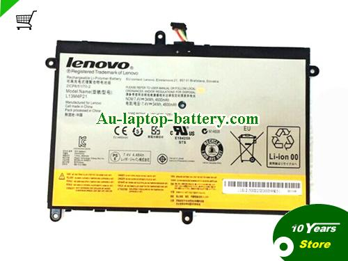 AU New L13M4P21 Genuine Battery For Lenovo Yoga2 11 Series Laptop