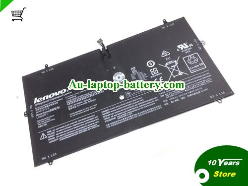 AU New L13M4P71 5900mah Battery For Lenovo Yoga 3 Pro 1370 Series Laptop