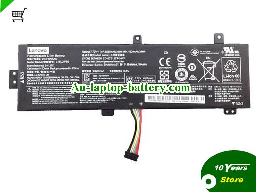 AU 39Wh Genuine Lenovo L15L2PB5 Battery 5B10K87720