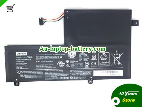 AU Genuine Lenovo L15M3PB0 Battery For FLEX 41470 Series Laptop