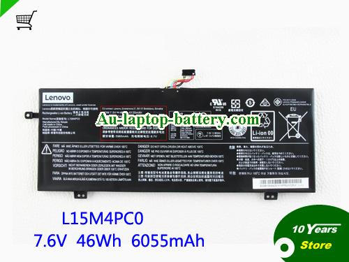 LENOVO L15L4PCO Battery 6135mAh, 46Wh  7.5V Black Li-ion