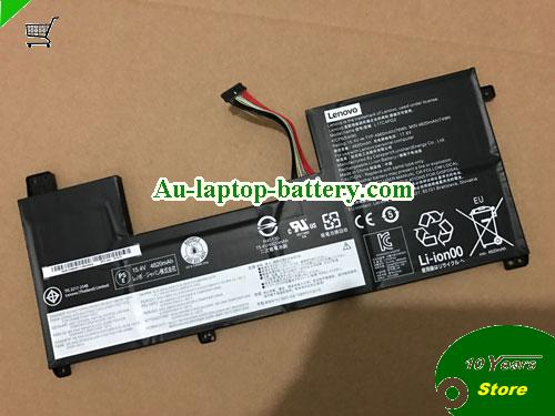 AU L17C4PG2 Battery For Lenovo Laptop Li-Polymer 15.4v 74Wh