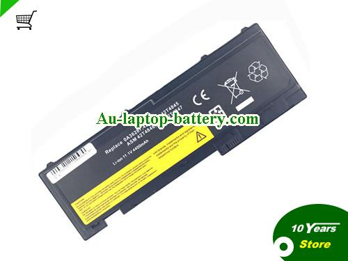 LENOVO T420S Battery 4400mAh 11.1V Black Li-ion