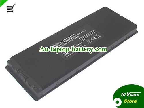 APPLE MacBook 13 inch MA254F/A Battery 5400mAh, 55Wh  10.8V Black Li-ion