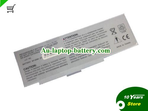 AU New and high quality  ADVENT 8089, MiNote 8389, MiNote 8089, MiNote 8889 Series,  White, 5200mAh 11.1V