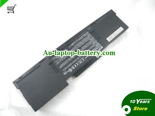 AU New and high quality  ACER TravelMate 252ELCi, Aspire 1622WLM, Aspire 1365, Aspire 1613LMi,  Black, 3920mAh 14.8V