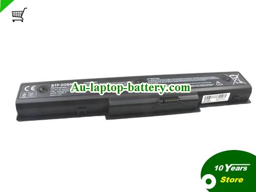 AU New BTP-DNBM BTP-DOBM 40036340 Battery For MEDION MD98680 Akoya E7218 Laptop