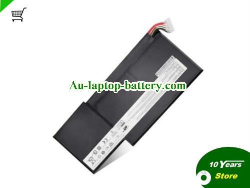 AU Msi BTY-U6J, BTY-M6J laptop Battery 11.4v 5700mah