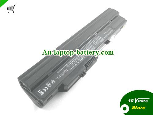 ROVERBOOK Neo U100 Battery 5200mAh 11.1V Black Li-ion