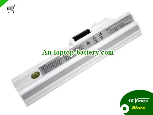 ROVERBOOK Neo U100 Battery 5200mAh 11.1V White Li-ion