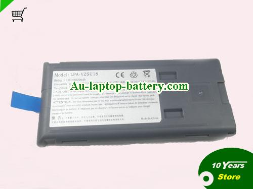 PANASONIC CF-VZSU18AW Battery 6600mAh 11.1V Black Li-ion