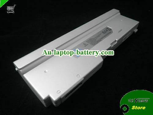 PANASONIC CF-T5AC1DJS Battery 6600mAh 11.1V Silver Li-ion