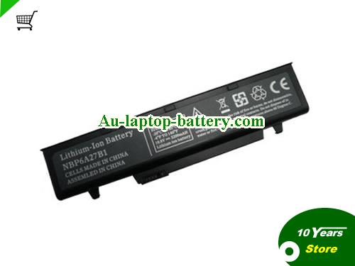 ROVERBOOK Zepto 6615WD Battery 4800mAh 10.8V Black Li-ion