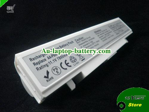 SAMSUNG R466 Battery 7800mAh 11.1V White Li-ion