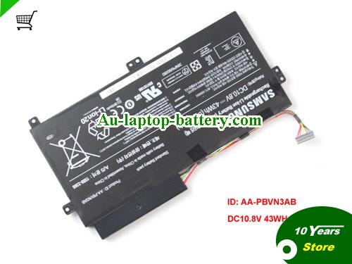 AU New OEM AA-PBVN3AB PBVN3AB BA43-00358A Battery for SAMSUNG Ultrabook 370R5E NP470R5E NP470 Series