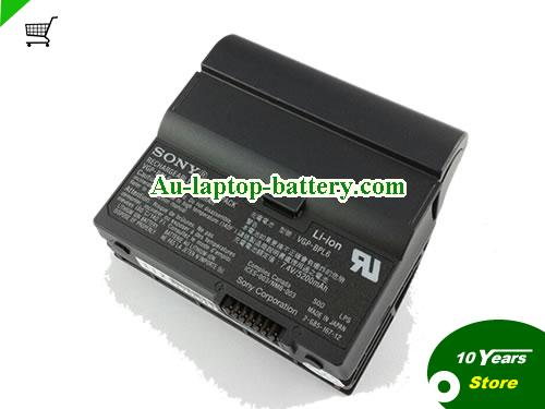 SONY BPS6 Battery 5200mAh 7.4V Black Li-ion