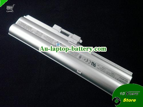 SONY VGP-BPS12 Battery 59Wh 11.1V Silver Li-ion