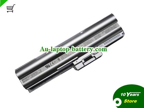 SONY VGP-BPS12 Battery 6600mAh 11.1V Silver Li-ion