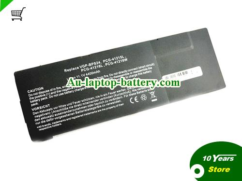 AU New SONY VGP-BPL24 VGP-BPS24 Replacement Battery For Sony VAIO VPC-SB28GA/B VPC-SB28GF Laptop