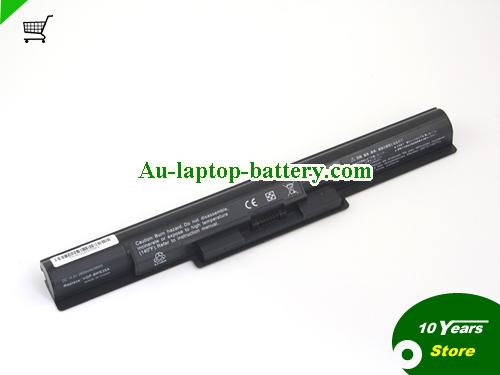 SONY VGPBPS35A Battery 2600mAh, 33Wh  14.8V Black Li-ion