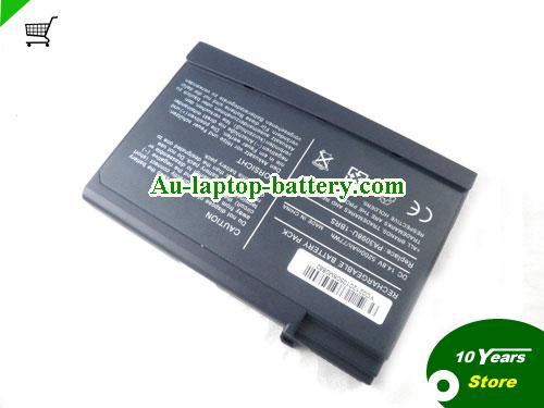 TOSHIBA 3005-S504 Battery 4400mAh 14.8V Grey Li-ion