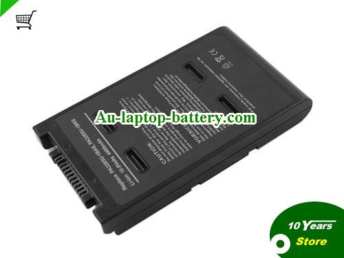 TOSHIBA dynabook Satellite J62 200D/5X Battery 5200mAh 10.8V Black Li-ion