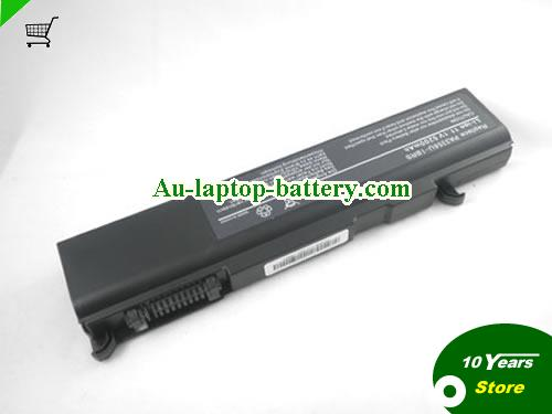 TOSHIBA Dynabook Qosmio F20 Series Battery 5200mAh 10.8V Black Li-ion