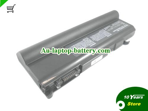 TOSHIBA Dynabook Qosmio F20 Series Battery 8800mAh 11.1V Black Li-ion