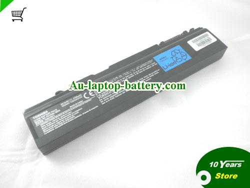 TOSHIBA Dynabook Qosmio F20 Series Battery 4700mAh 10.8V Black Li-ion