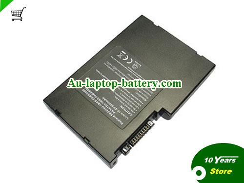 TOSHIBA Dynabook Qosmio F30/790 Series Battery 6600mAh 10.8V Black Li-ion