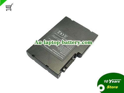 TOSHIBA Dynabook Qosmio F30/790 Series Battery 4400mAh 10.8V Grey Li-ion