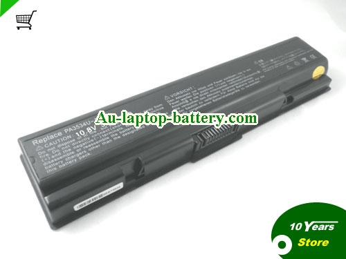 TOSHIBA Dynabook AX/55F Battery 5200mAh 10.8V Black Li-ion